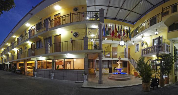 Hotel Rincon Tarasco Morelia Michoacan Mexico